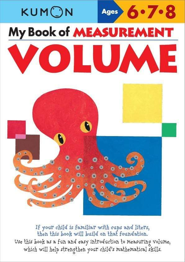 MY BOOK OF MEASUREMENT: VOLUME - Jashanmal Home