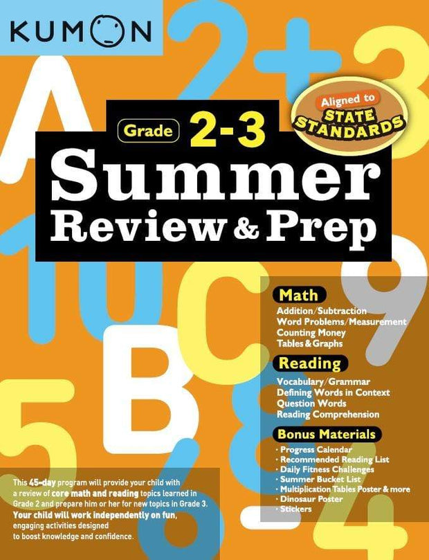 SUMMER REVIEW & PREP 2-3 - Jashanmal Home