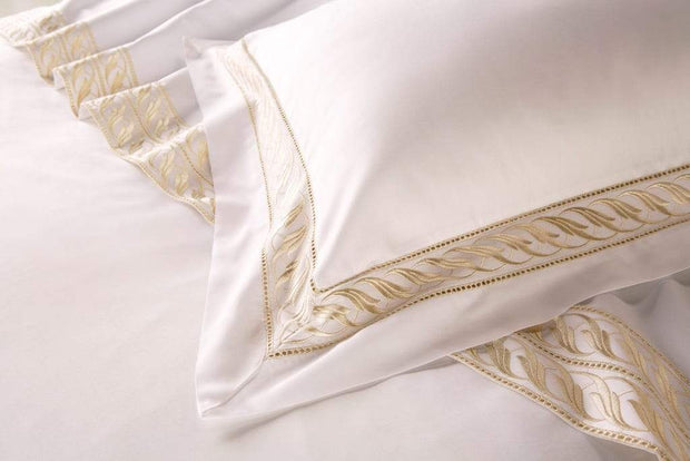 Christy Knightbridge Oxford Pillowcase (Single) Champagne-41017798