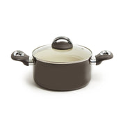 LUMENFLON CERAMIC CASSEROLE WITH LID-20CM - LM-CECT20