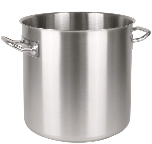 Cristel Sas Castel Pro Stainless Steel Stewpan and Stockpot Set with Lids - 36 cm - R36SK-M36SKK36I - Jashanmal Home