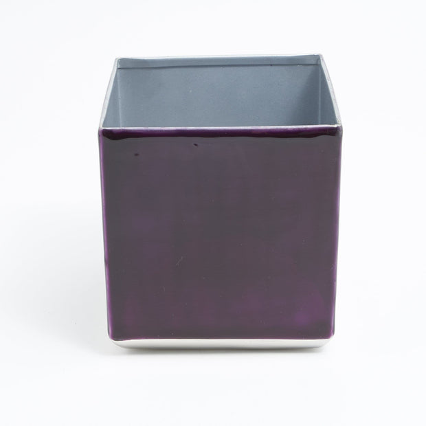 MILLENNIAL SOURCING TISSUE BOX PURPLE - MS-2230-D