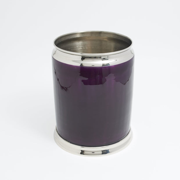 MILLENNIAL SOURCING WASTE BIN PURPLE - MS-2230-E