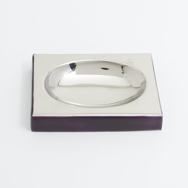 MILLENNIAL SOURCING SOAP DISH PURPLE - MS-2230-G