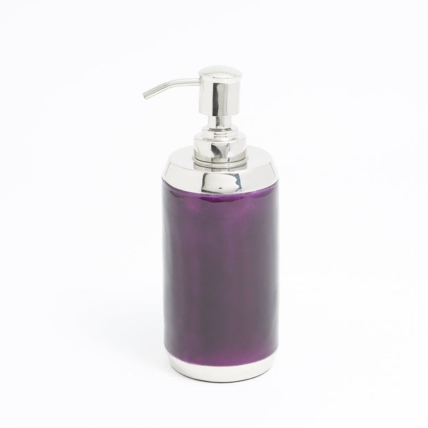 MILLENNIAL SOURCING LOTION BOTTLE PURPLE - MS-2230-H