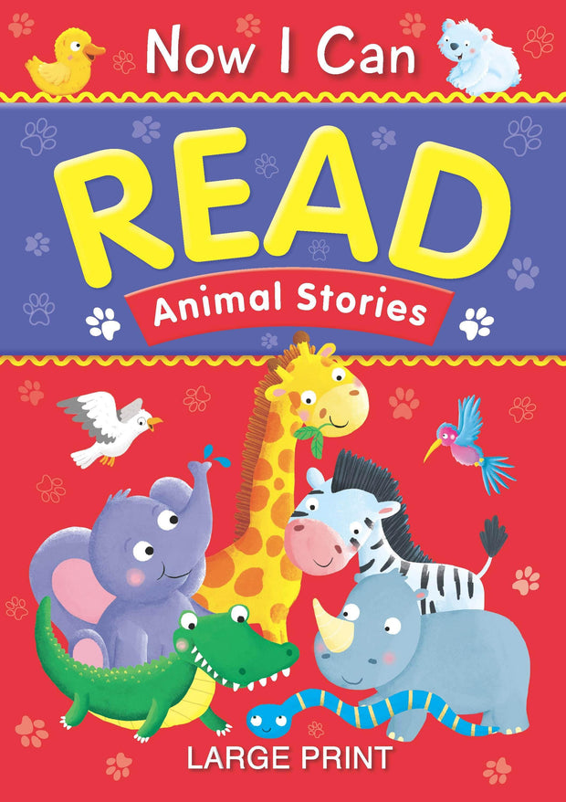 Books NOW I CAN READ ANIMALS STORIES -BROWN AND WATSON