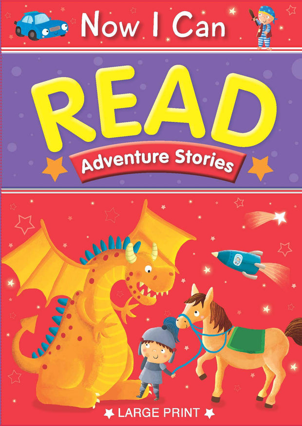 Books NOW I CAN READ - ADVENTURE STORIES -BROWN AND WATSON