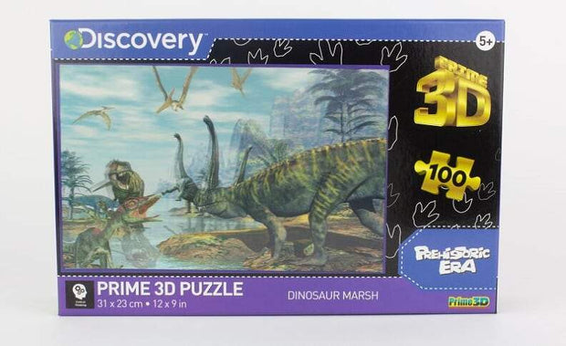 Dinosaur Marsh 100pc
