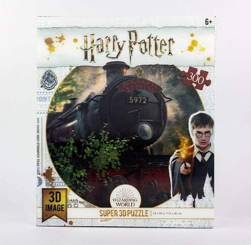 The Hogwarts Express 300pc