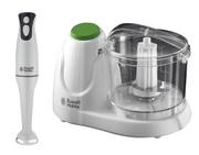 Russell Hobbs - CHOPPER & BLENDER 22220 + 22241 - Jashanmal Home