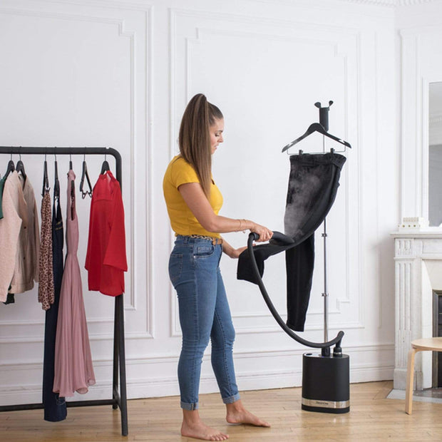 SteamOne Stilys Black Garment Steamer 2000W - ST702SB
