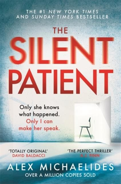 The Silent Patient - Jashanmal Home