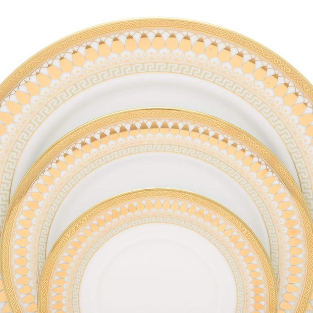 Dankotuwa Porcelain Luann Dinner Set - 59 Piece - LUAN-59DS - Jashanmal Home
