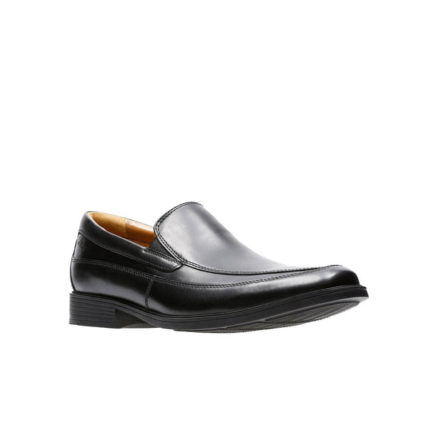 Clarks-Tilden-Free-Men's-Shoes-Black-Leather-26110312