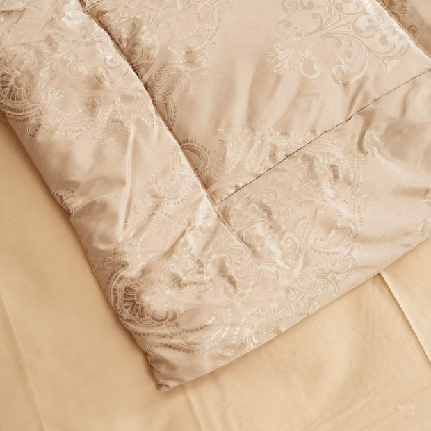 VEGORA JACQUARD  MONAMI COMFORTER 4PC SET SINGLE - 18087000