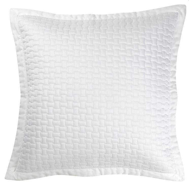 Christy Windsor Square Pillow Sham White-41018153
