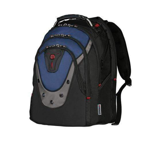 WENGER IBEX 17 COMPUTER BACKPACK BLUE - Jashanmal Home