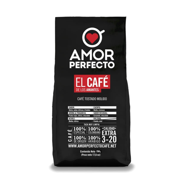 Amor Perfecto Signature Beans Coffee Bag - 250 g - 42651 - Jashanmal Home