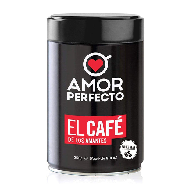 Amor Perfecto Signature Beans Coffee Can - 250 g - 26888 - Jashanmal Home