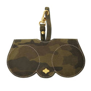 Any Di Cowhide Leather Sunglasses Cover - Camouflage - SP101602-CA - Jashanmal Home
