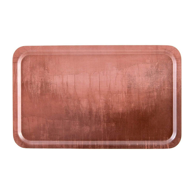 Ary Home Serenity Rose Dawn Tray - Brown - 300932-443