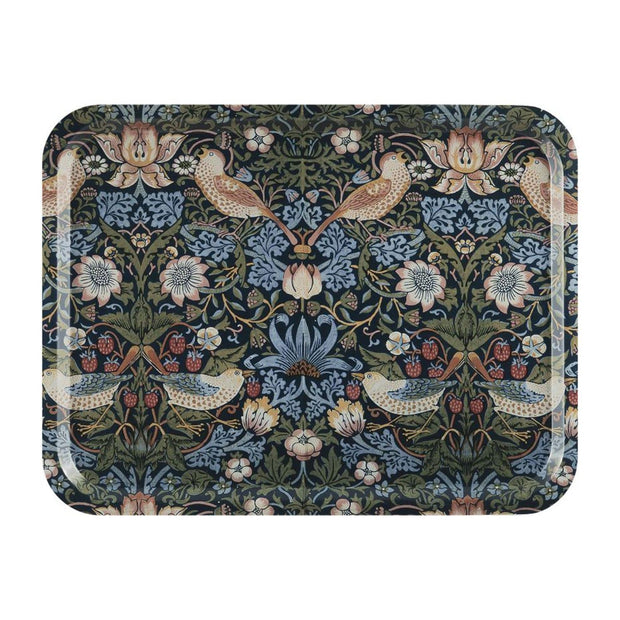 Ary Home Strawberry Thief Tray - Multicolour - 300933-009 - Jashanmal Home