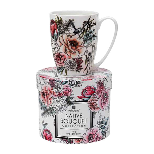 Ashdene Native Bouquet Coupe Mug - 517238