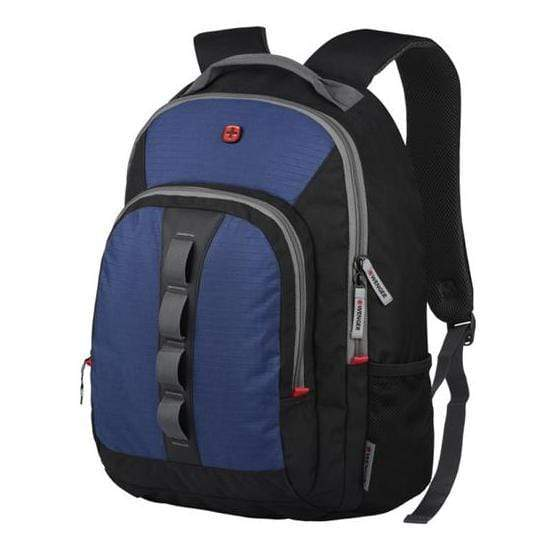 WENGER MARS ESSENTIAL 16 LAPTOP BACKPACK BLUE - Jashanmal Home
