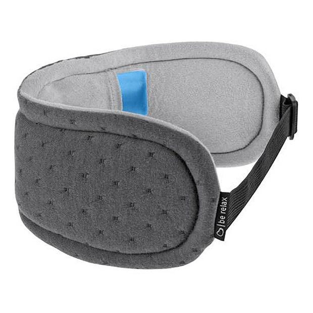 Be Relax My Anti Fatigue Sleep Mask - Grey - 1001300045 - Jashanmal Home