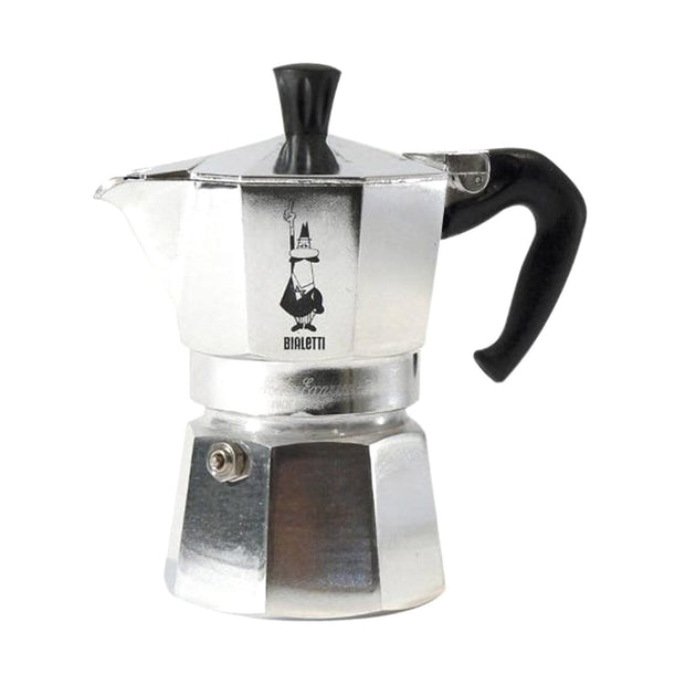 Bialetti Moka Express Coffee Maker - Silver - 1161 - Jashanmal Home