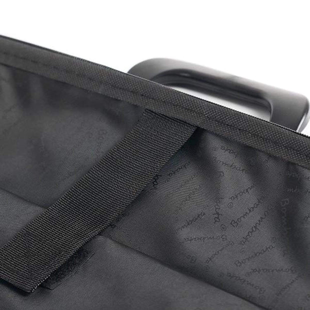 Bombata Taormina Briefcase for 13 Inch Laptop - Black - FG0313 4