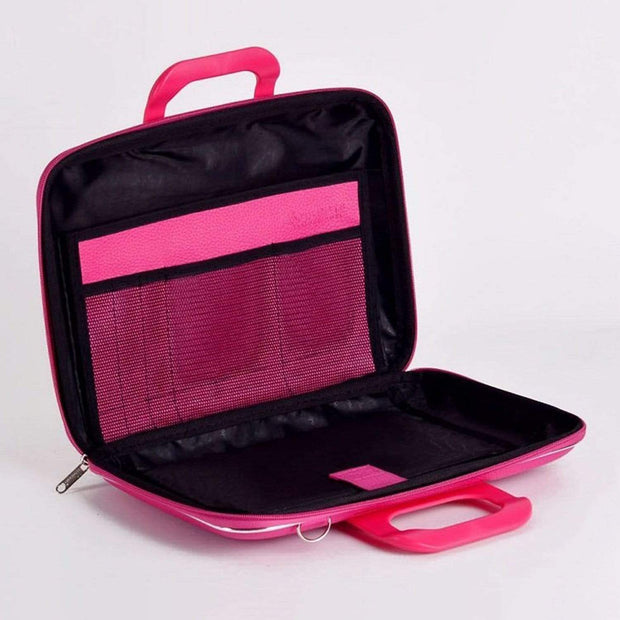 Bombata Firenze Classic Briefcase for 13 Inch Laptop - Pink - FG0113 9