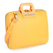 Bombata Firenze Classic Briefcase for 15.6 Inch Laptop - Yellow - FG0115 6 - Jashanmal Home