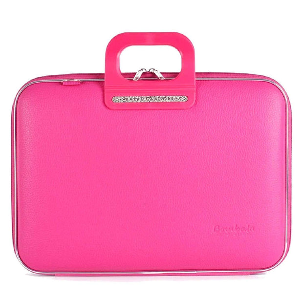 Bombata Firenze Classic Briefcase for 15.6 Inch Laptop - Pink - FG0115 9 - Jashanmal Home