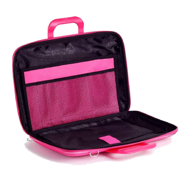 Bombata Firenze Classic Briefcase for 15.6 Inch Laptop - Pink - FG0115 9