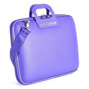 Bombata Firenze Classic Briefcase for 15.6 Inch Laptop - Violet - FG0115 10 - Jashanmal Home