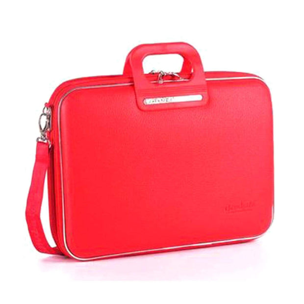 Bombata Brera Overnight Briefcase for 15.6 Inch Laptop - Red - FG0215 5 - Jashanmal Home