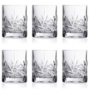 Bohemia Crystal Glass Pressed Hand Cut Short Tumbler - Clear - 5391707