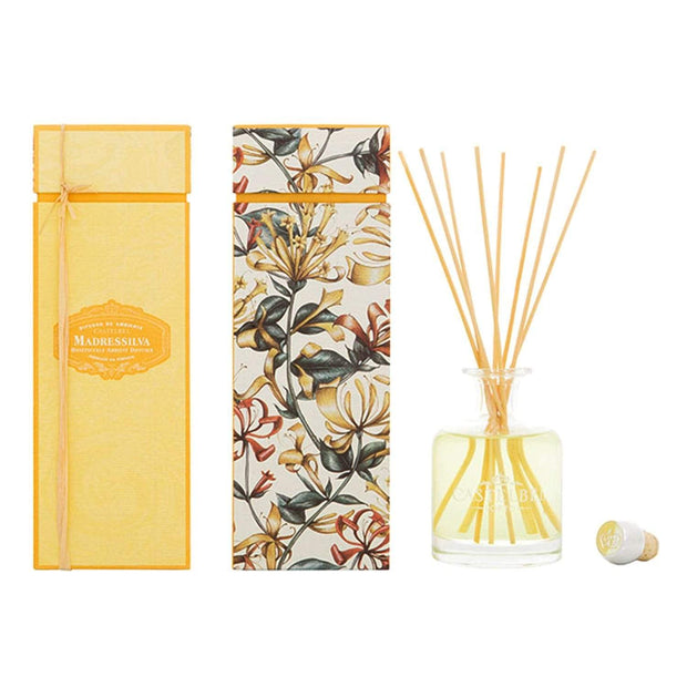 Castelbel Amber Honeysuckle Reed Diffuser - 250ml - C1-0904 - Jashanmal Home