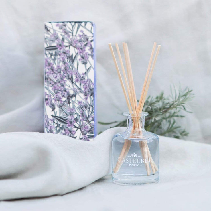 Castelbel Amber Lavender Reed Diffuser - 100ml - C1-0725