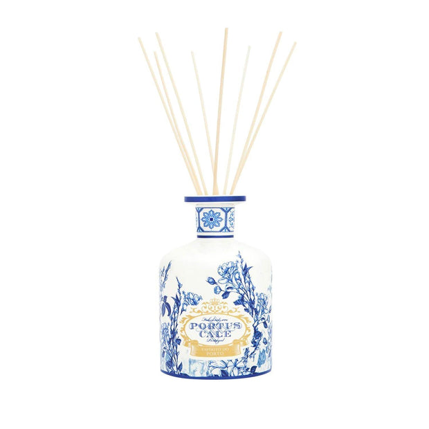 Castelbel Portus Cale Blue and Gold Reed Diffuser - 250ml - C2-2304 - Jashanmal Home