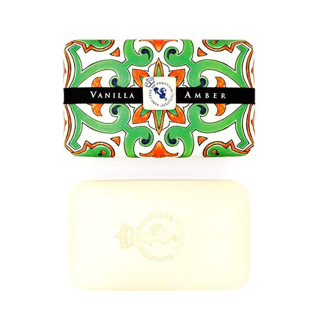 Castelbel Limited Edition 300 gms Vanilla and Amber Soap - C70376 - Jashanmal Home
