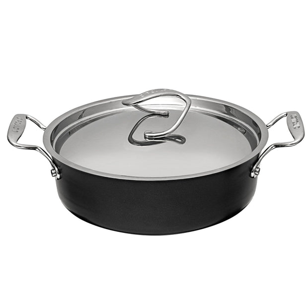 Circulon Style Saute Pan with Lid - 20 cm - 88000 - Jashanmal Home