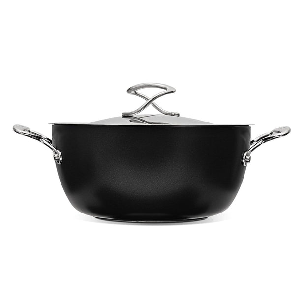 Circulon Style Casserole with Lid - 24 cm - 88007 - Jashanmal Home