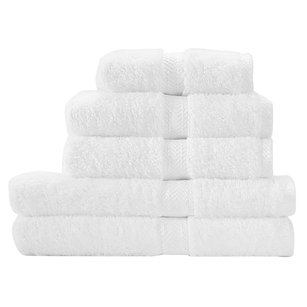 Christy Bath Towel - White - 48814359 - Jashanmal Home