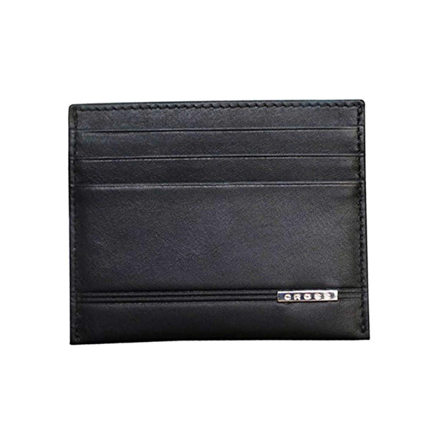Cross Classic Century Credit Card Case for Men Leather Black - AC018257-1-1 - Jashanmal Home
