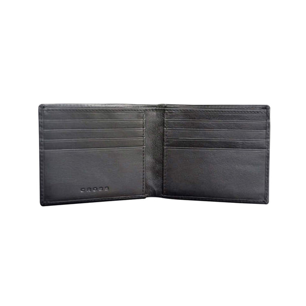 Cross RTC Slim Leather Wallet with 8 Card Compartments for Men  - Black - AC238121N-1 - Jashanmal Home