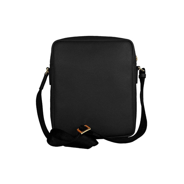 Cross Leather First Class Messenger Bag for Men Leather - Black - AC791175-1-1 - Jashanmal Home
