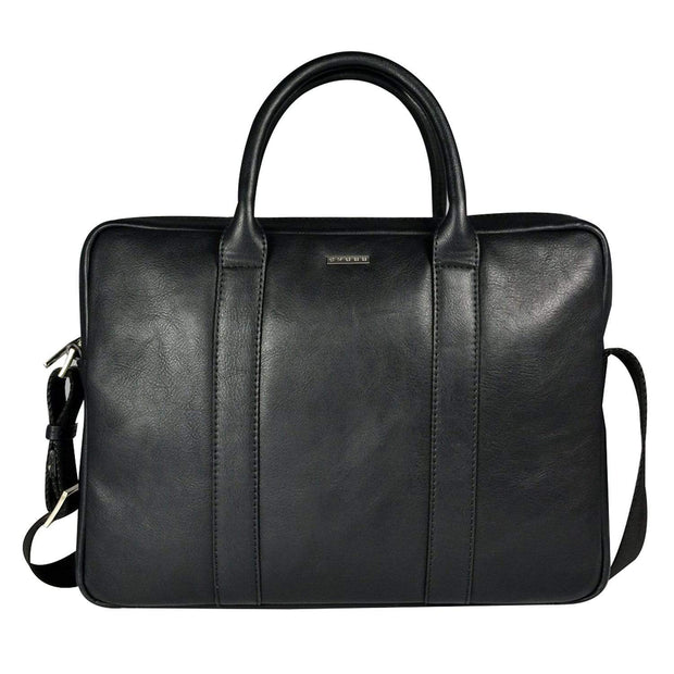 A.T. Cross Insignia Express Value Slim Men's Briefcase -Black - AC1261303-1-1