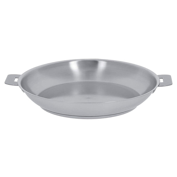Cristel Strate Removable frying pans - Silver, 26 cm - P26QL - Jashanmal Home